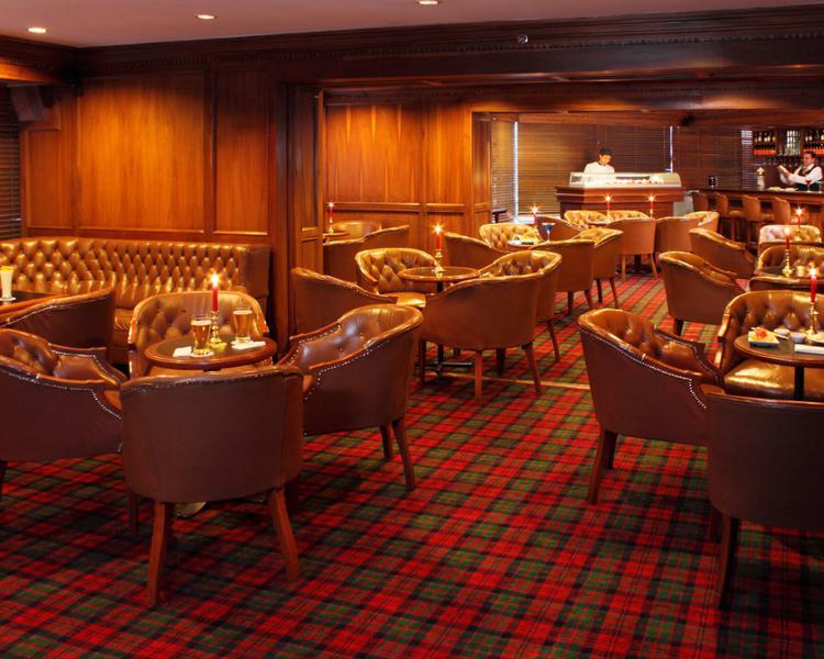 Bar Glasgow Hotel ESTELAR La Fontana Bogotá