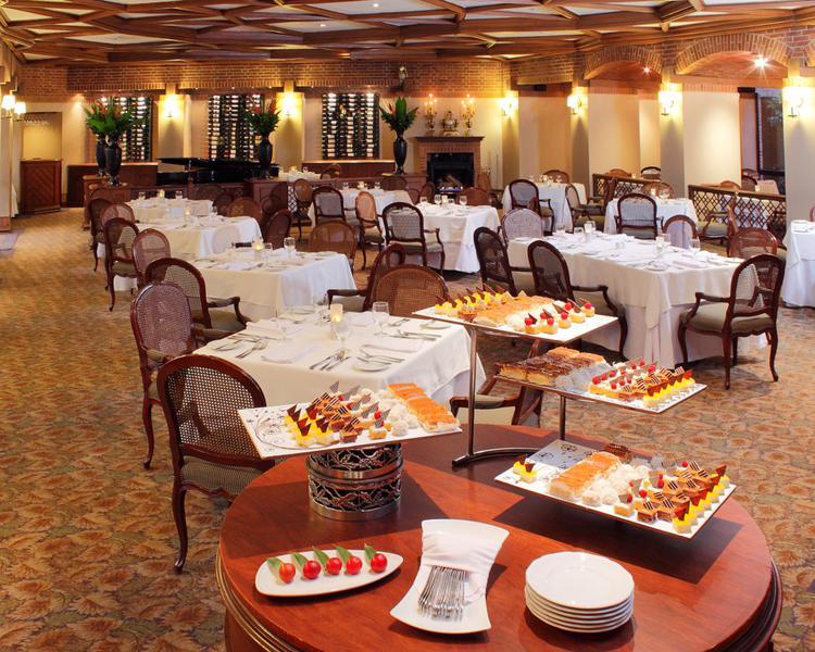 Restaurante Los Arcos Hotel ESTELAR La Fontana Bogotá