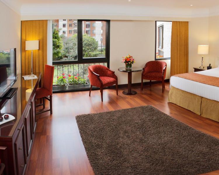 Habitación superior Hotel ESTELAR La Fontana Bogotá