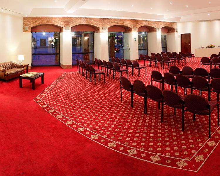 Salones de reuniones Hotel ESTELAR La Fontana Bogotá