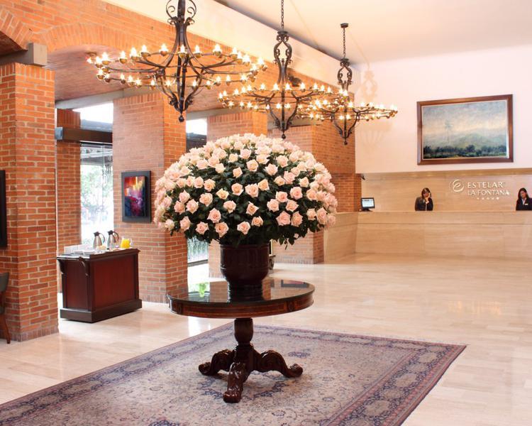 Servicio 24 horas Hotel ESTELAR La Fontana Bogotá