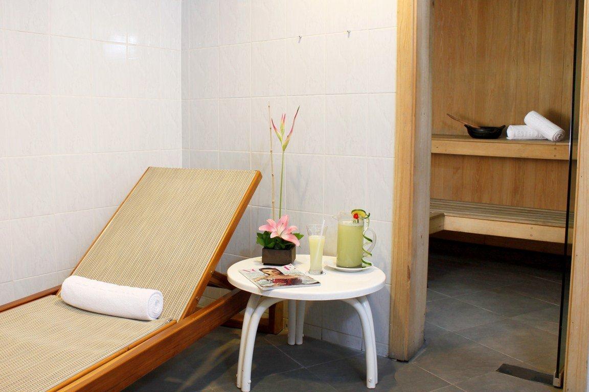 Baño Turco Diferencia Sauna:Servicios Hotel ESTELAR La Fontana , Web Oficial