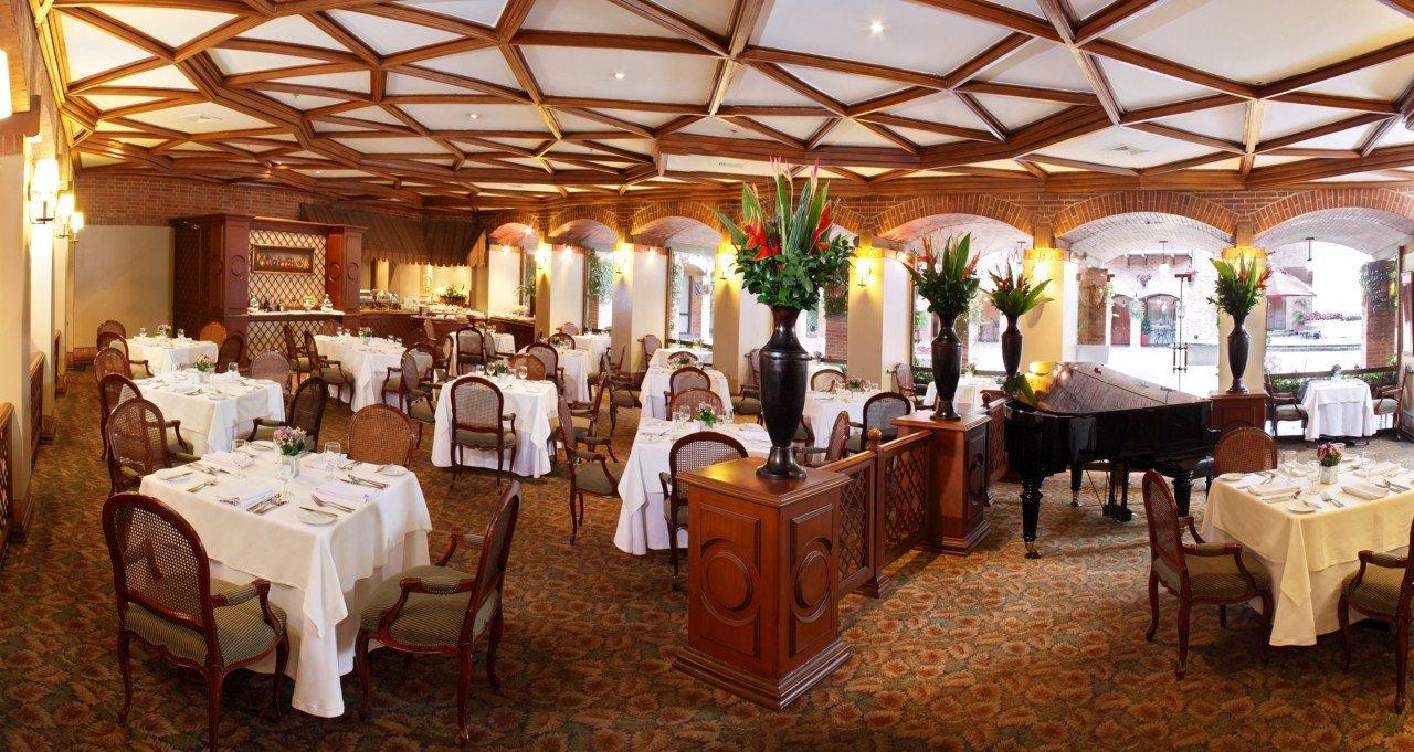 Restaurantes hotel estelar la fontana en bogot web oficial - Restaurante argos ...
