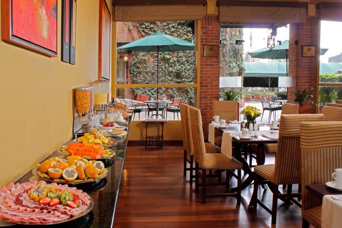Restaurantes Hotel Estelar La Fontana En Bogot Web Oficial